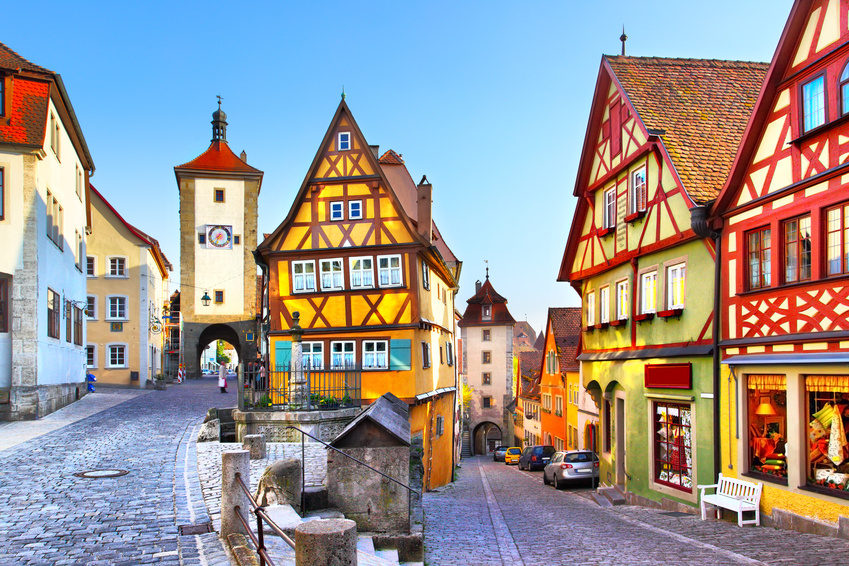 Tagesfahrt Rothenburg o.d. Tauber